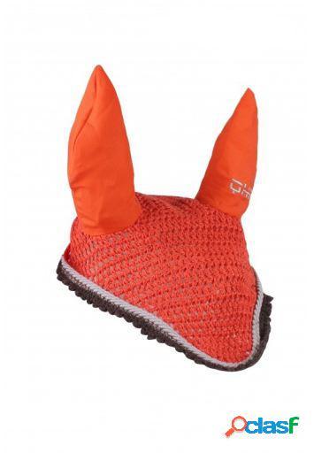 QHP Orejeras color hot coral Shet