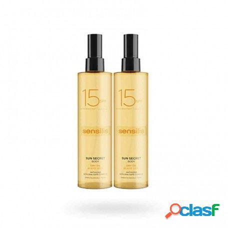 Sensilis Sun Secret Duplo Aceite Seco Spf 30 200 ml