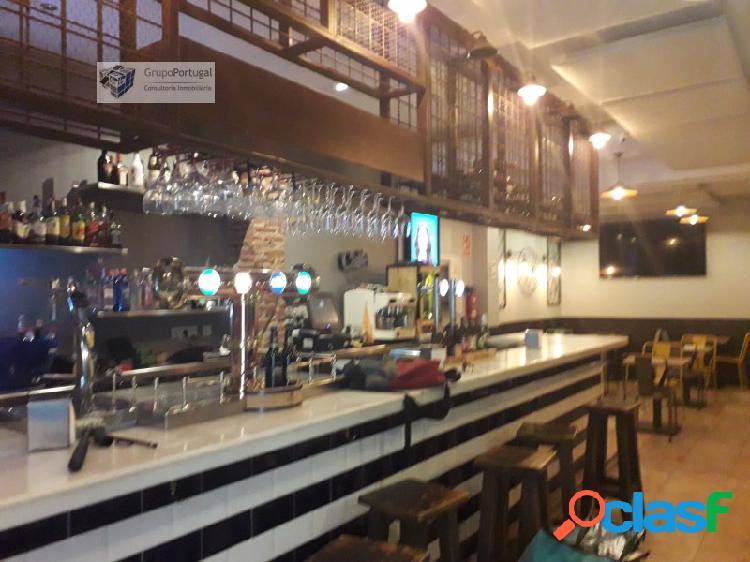 Traspaso Bar Restaurante 103m² en zona Universidad