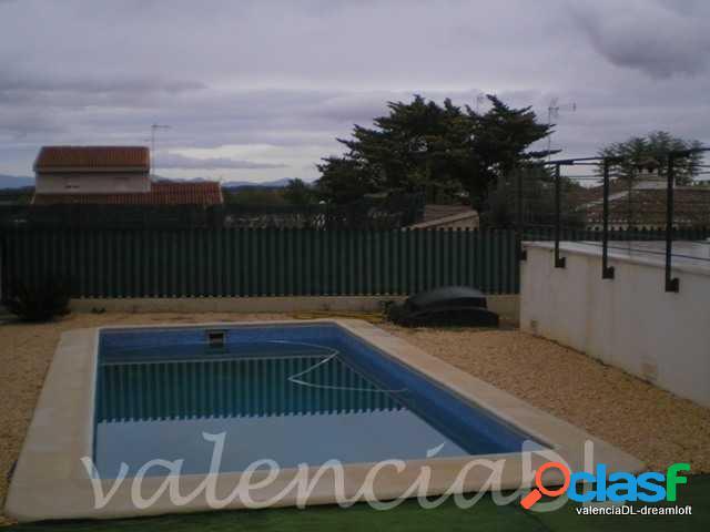 Venta Chalet independiente - Urb. Olimar, Chiva, Valencia