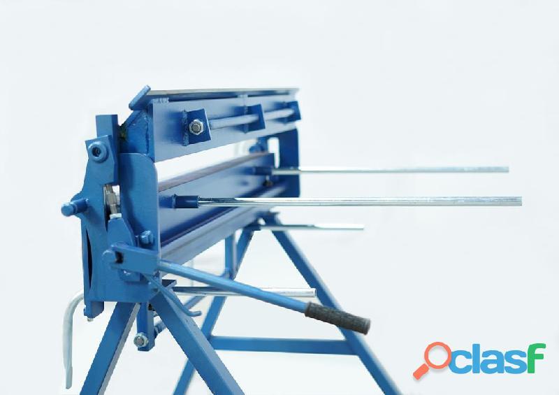 PLEGADORA MANUAL, Dobladoras para chapas 1400/2mm de