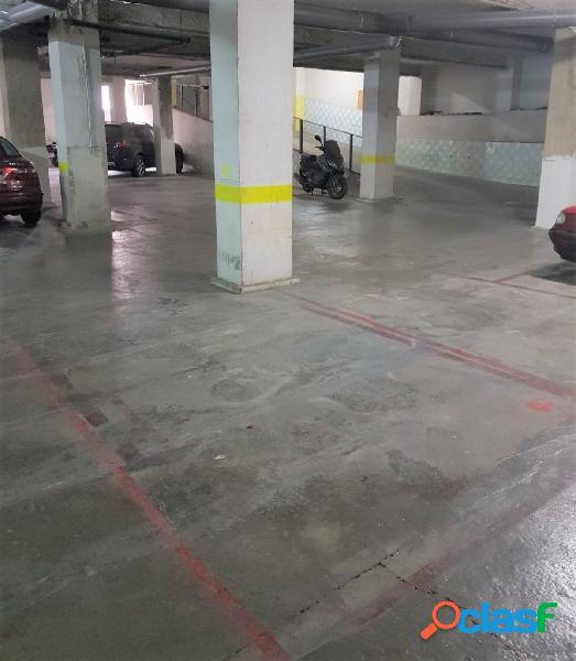 Alquiler de plaza de garaje en Quart de Poblet.