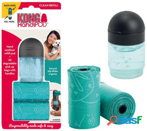 KONG Kong Handipod Recambio De Gel Desinfectante 130 GR