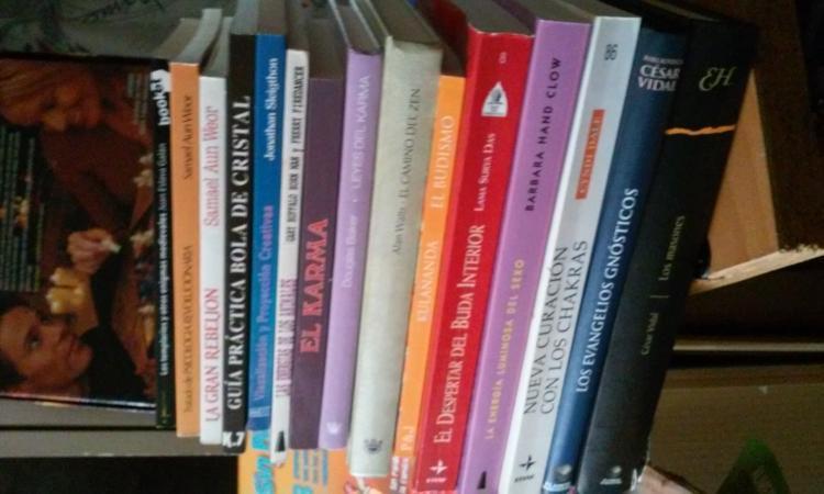 Libros de esoterismo y ocultismo
