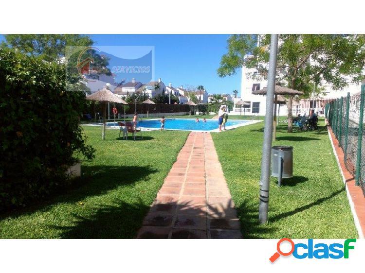 Se alquila estupendo piso cerca playa en Nuevo Portil,Huelva