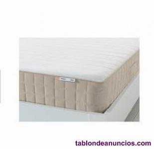 Vendo base de cama y colchón