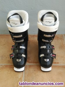 Botas ski mujer