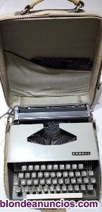 Maquina escribir manual consul