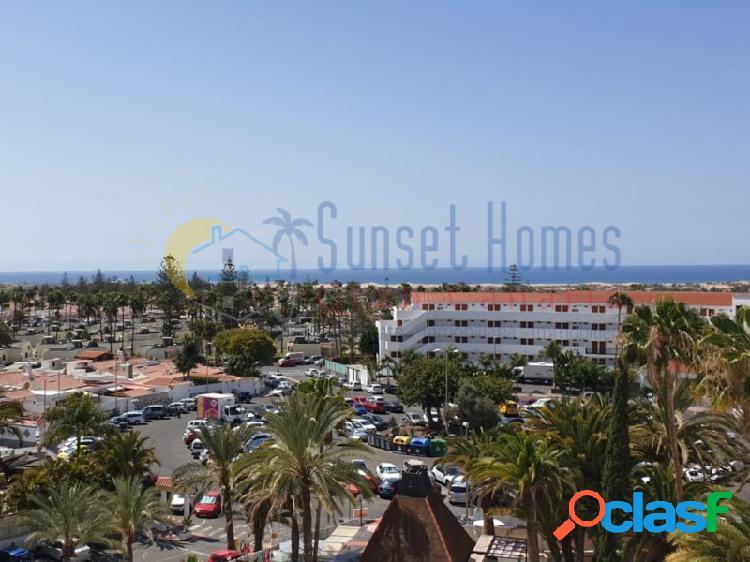 Apartamento con espectaculares vistas en Playa del Ingles