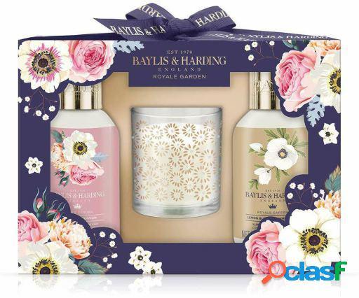 Baylis & Harding Royale Garden Set de 3 piezas