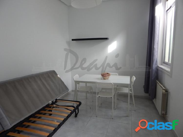 Deapi alquila piso de un dormitorio en zona de Palacio