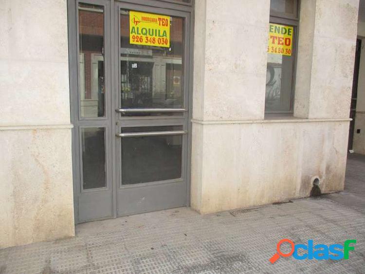 Local comercial - Seis de Junio, Valdepeñas, Ciudad Real
