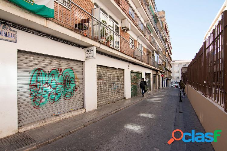 Plaza de garaje cerrada en calle Montalban junto Plaza Gran