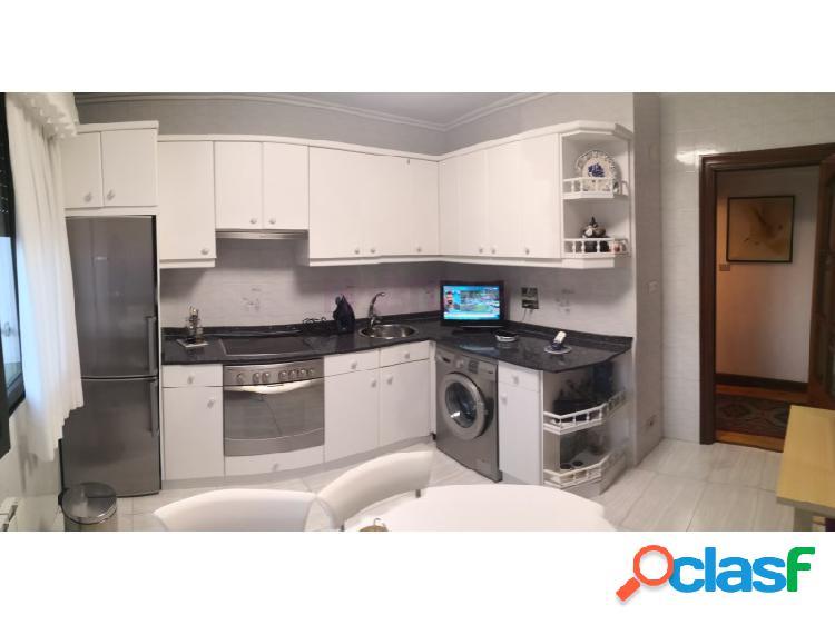 Precioso piso en venta en Sestao, 85m2, 3 dormitorios.