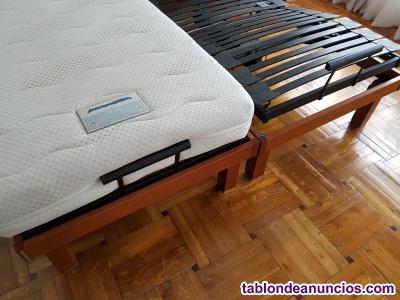 Vendo 2 camas y 2 sillones articulados eléctricos