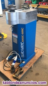 Curvadora basic-50 máquina de exposición