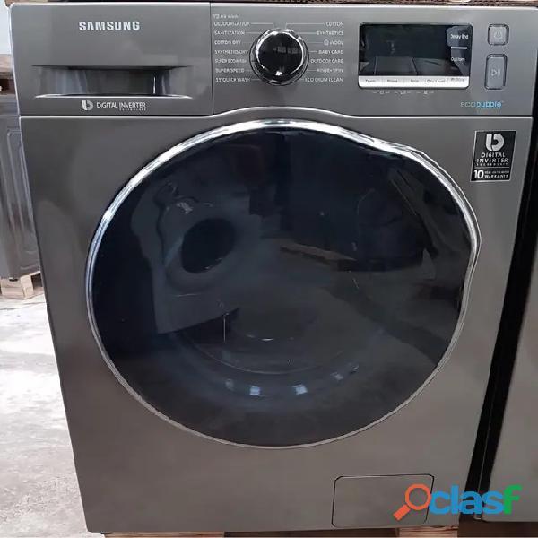 Lavadora Samsung Ecobubble 9 kg
