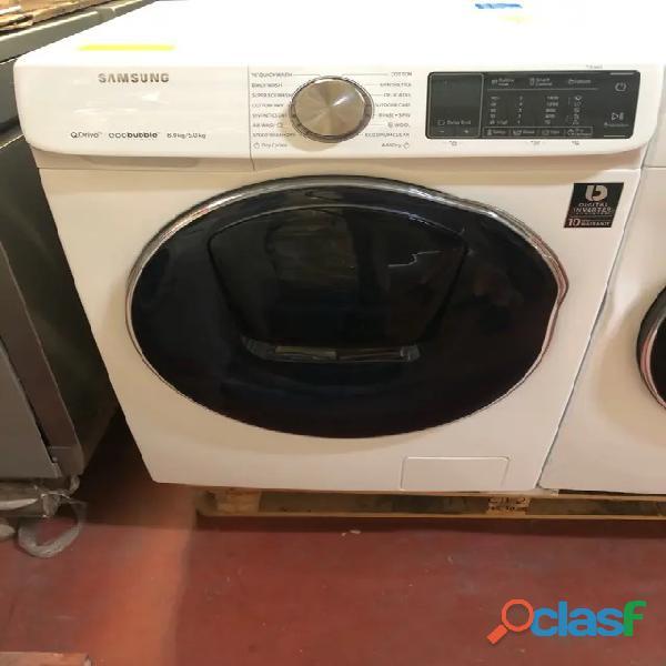 Lavadora Secadora Samsung 8+5 Quick Drive