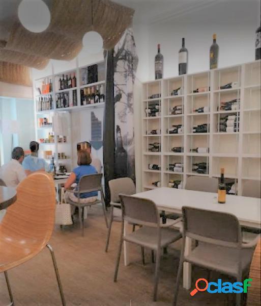 Local Comercial con licencia de Restaurante. Calle Burriana.