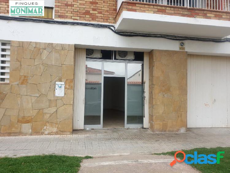 Local Comercial con una superficie de 118m2 en Sant Pere de