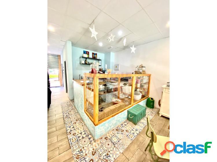 Traspaso de cafetería en Avda. Instituto Obrero (Ciudad de