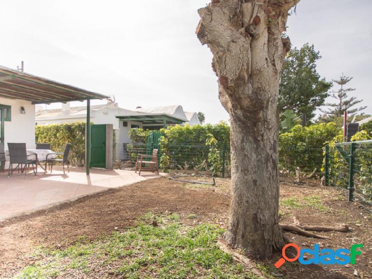Un hermoso bungalow en un complejo tranquilo en Maspalomas