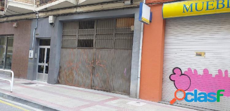 Venta de local comercial de 211 m2 en Ansoain. Navarra.