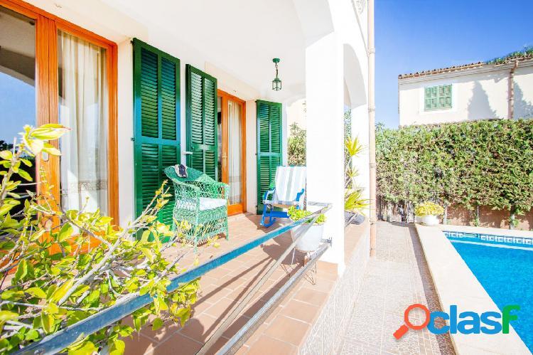 Chalet con piscina y garaje doble en Sa Cabana, Marratxí