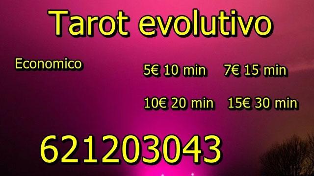 TAROT MUY ECONOMICO 5€ X 10 MIN