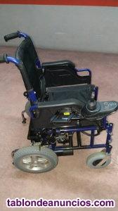 Vendo silla de ruedas electrica
