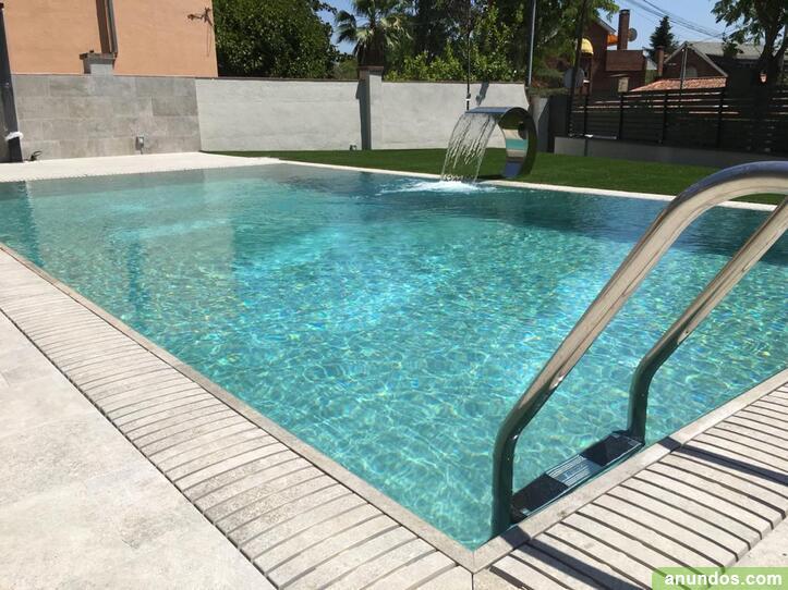 Mantenimiento y reparacion de piscinas - Barcelona Ciudad