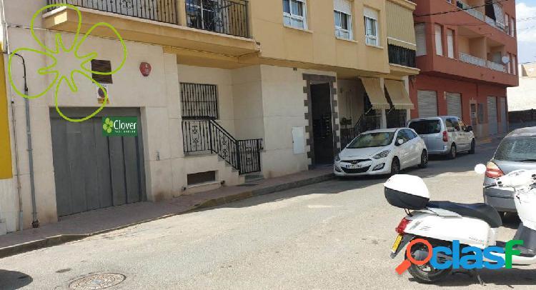 En venta 6 plazas de parking en la calle Hospital, Águilas.