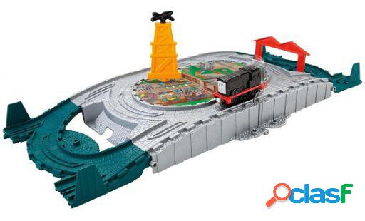 Fisher-Price Circuito Doble De Thomas
