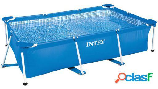 Intex Piscina Small Frame Familiar 300x200x75 Cm Intex