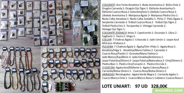 Lote de bisutería a precio de coste - Alicante Ciudad