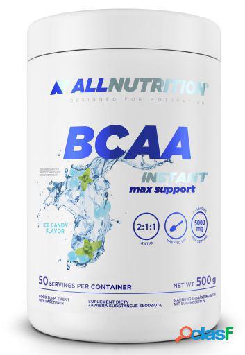 Allnutrition BCAA Max support instant naranja 500 gr