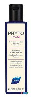 Phyto Phytocyane Champú tratante densificador 250 ml
