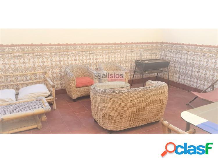 Se alquila apartamento en la zona residencial de Las