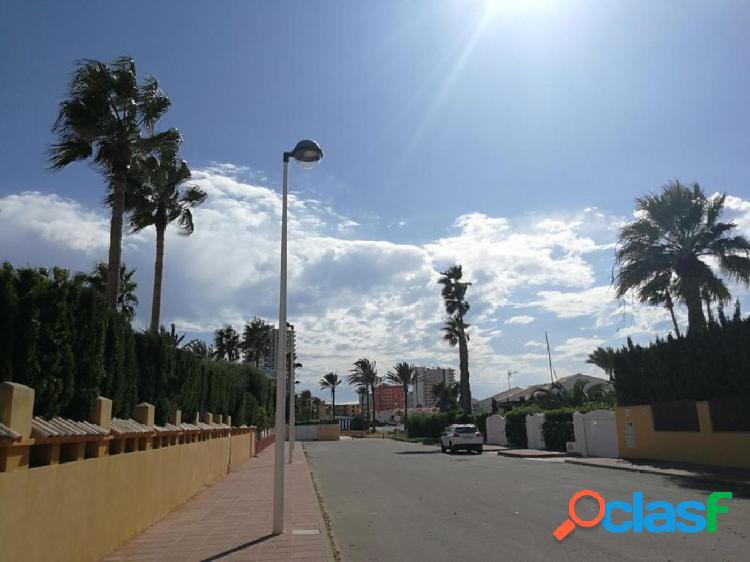 Solar en venta en la manga zona Plaza Bohemia Mar Menor