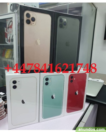 Apple iphone 11 pro 450 eur, iphone 11 pro max 500 eur -