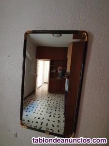 Espejo de pared seminuevo 19€