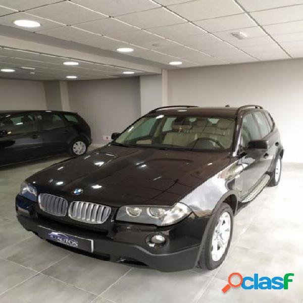 BMW X3 diesel en Albacete (Albacete)