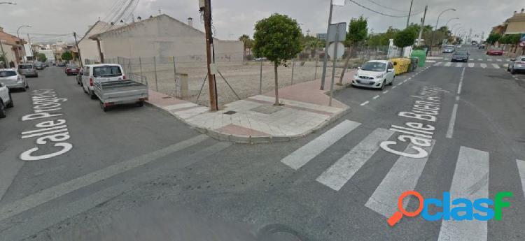 Terreno urbanizable en Molina de Segura!!!