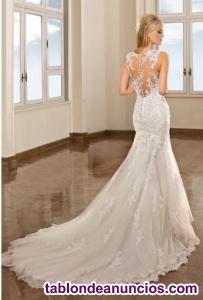 Vestido de novia talla 42 cosmobella