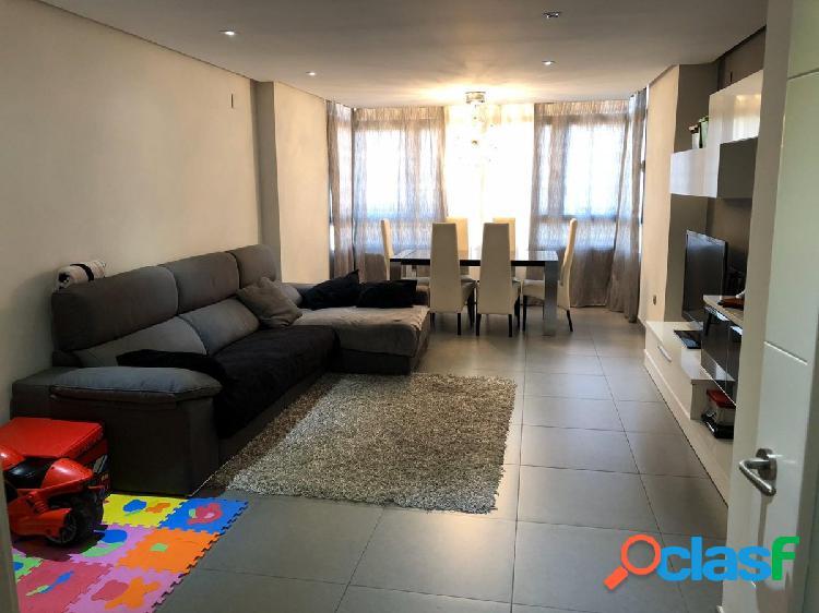 bonito piso totalmente reformado