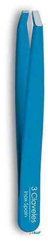 3 Claveles Pinza Azul 9Cm
