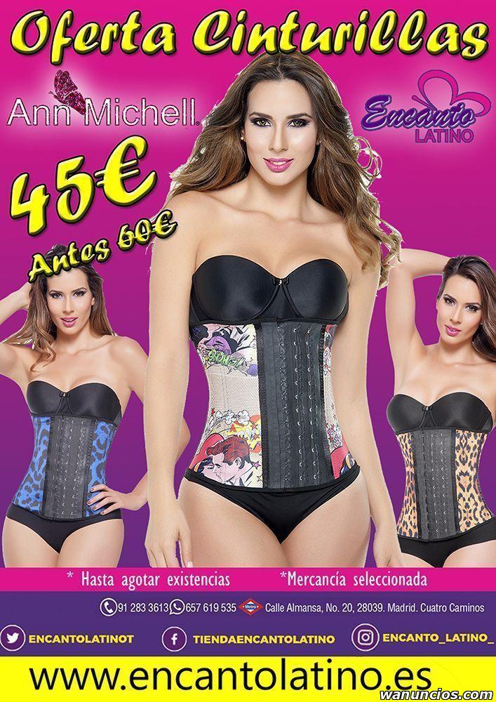 A tan solo 45 € Cinturillas estampadas Ann Michell -