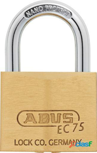 ABUS Candado latón llave seguridad extra classe 40 mm