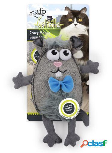 AFP Catzilla Juguete Crazy Mouse 58 gr