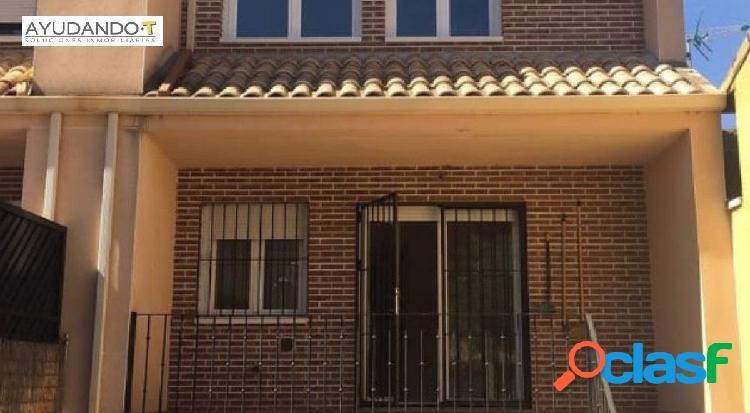 AYUDANDO-T INMOBLIRIA vende vivienda en Tórtola de Henares